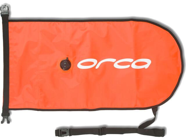 ORCA Safety Buoy high vis orange